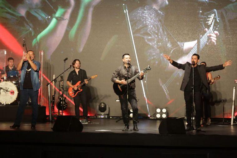 FOTO: Jorge Rojas celebró un año más de vida con un sensacional show en Córdoba