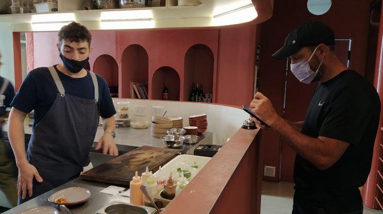 FOTO: Bros, un cocina joven y dinámica en el centro de Córdoba