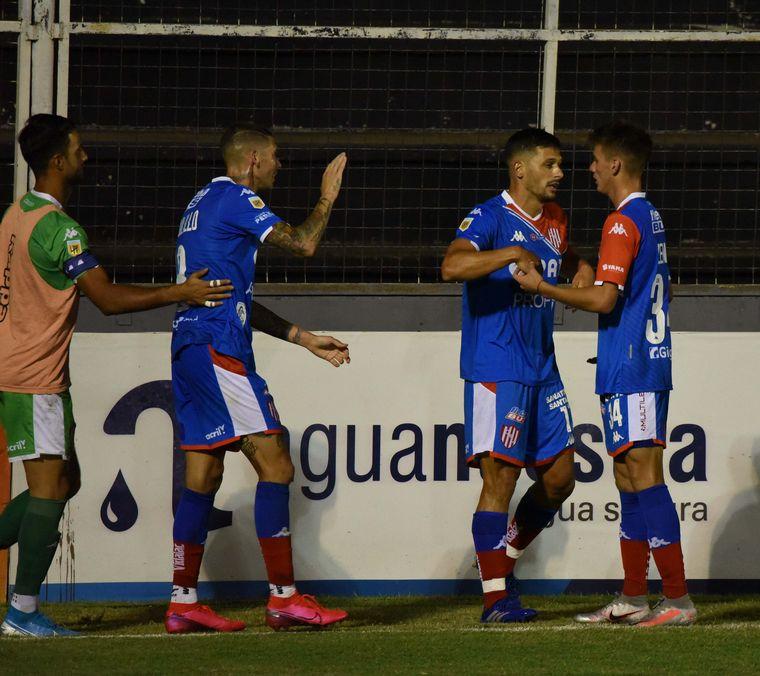 FOTO: Patronato de Paraná perdió ante Unión de Santa Fe
