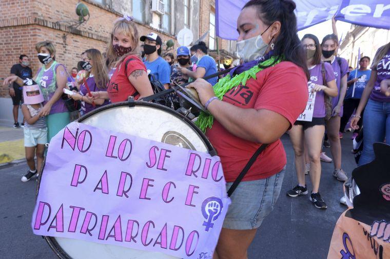 VIDEO: Movilización en Santa Fe.