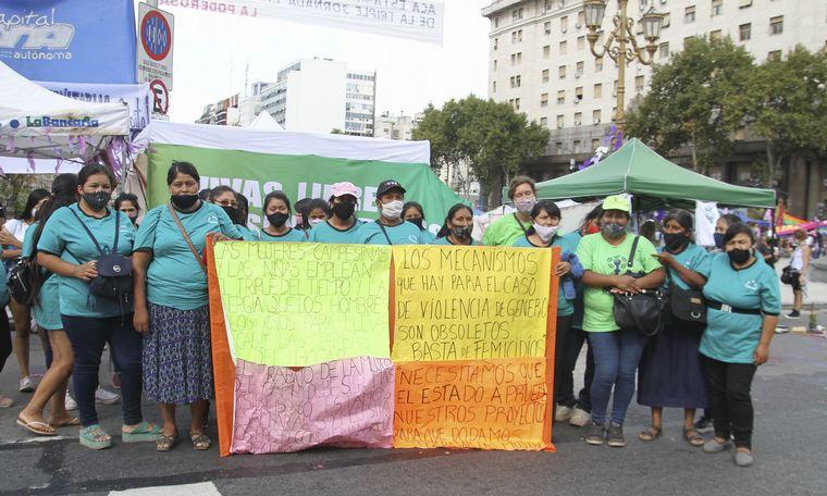 FOTO: Movilización en Corrientes.