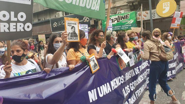 FOTO: Movilización en Córdoba.Movilización en Córdoba.