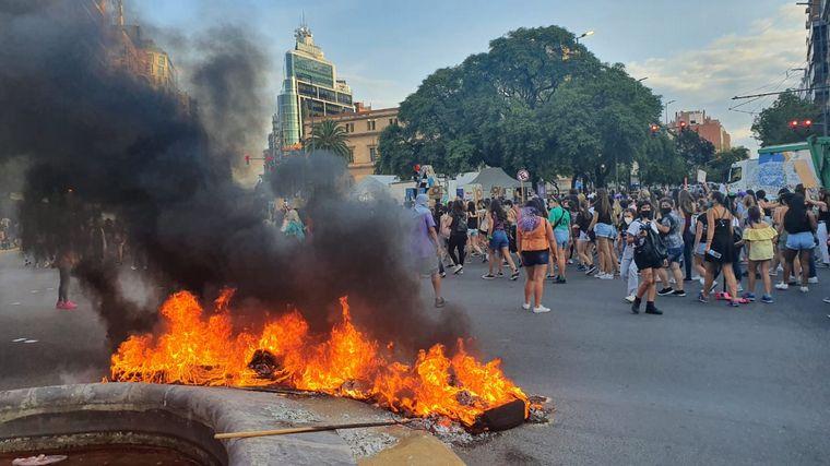 FOTO: Movilización en Córdoba.