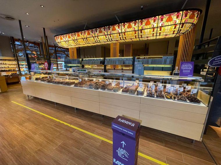 AUDIO: Rapanui, pasión por el chocolate artesanal en Bariloche