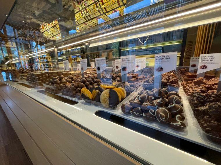 FOTO: Agus Vivanco nos ayuda a descubrir los sabores de Bariloche.