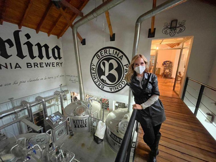 FOTO: Berlina, 12 años de cerveza artesanal en Colonia Suiza