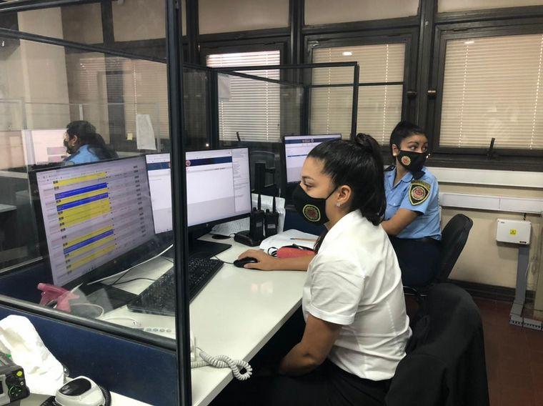 AUDIO: Te mostramos el Centro de Monitoreo de la Policía de Córdoba