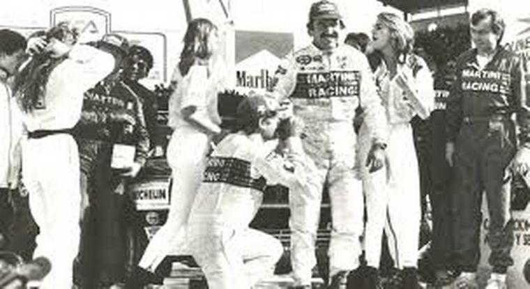 FOTO: Recalde ganó seis veces el Campeonato Argentino de Rally.