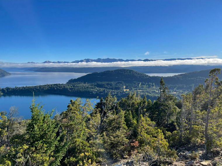 FOTO: Agus Vivanco, desde el Cerro Campanario.