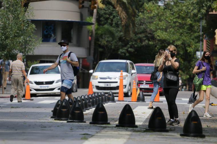 FOTO: Trabajos en la nueva Supermanzana de Córdoba.