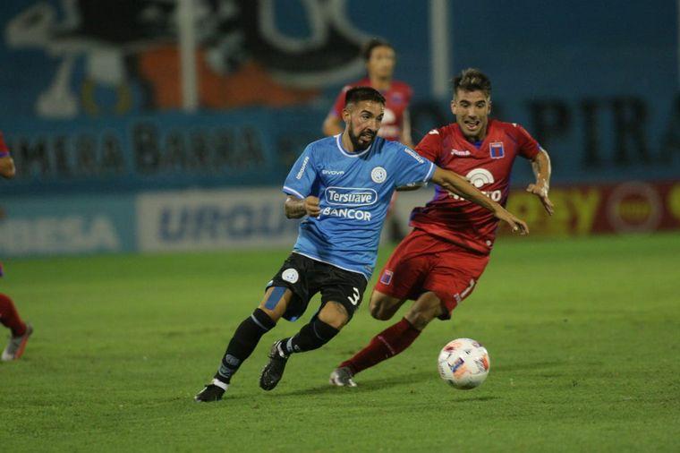 AUDIO: 2° Gol de Belgrano a Tigre (Pablo Vegetti) (Penal)