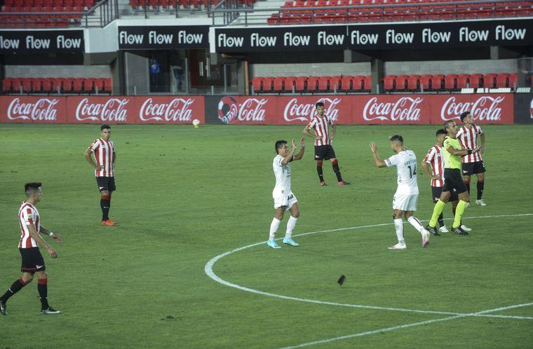 AUDIO: Segundo gol Colón (Pulga Rodríguez)
