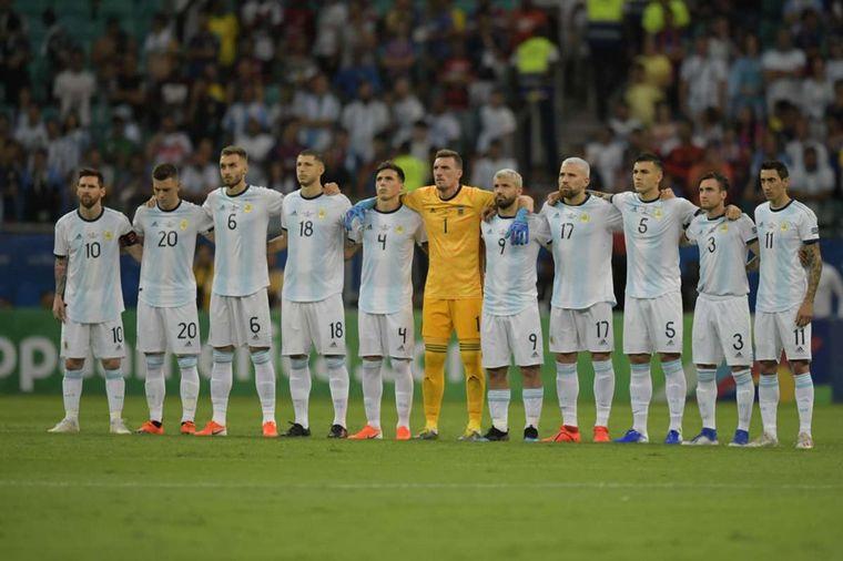 FOTO: La Selección jugará el partido inaugural de la Copa América