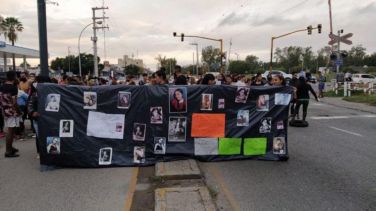 FOTO: Tiziana Montero estaba internada en el Hospital de Urgencias