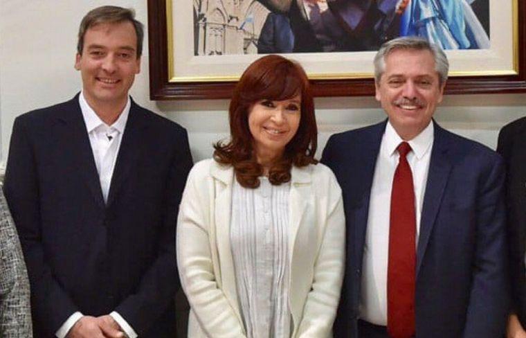 FOTO: Martín Soria, el hombre elegido para una cartera clave.