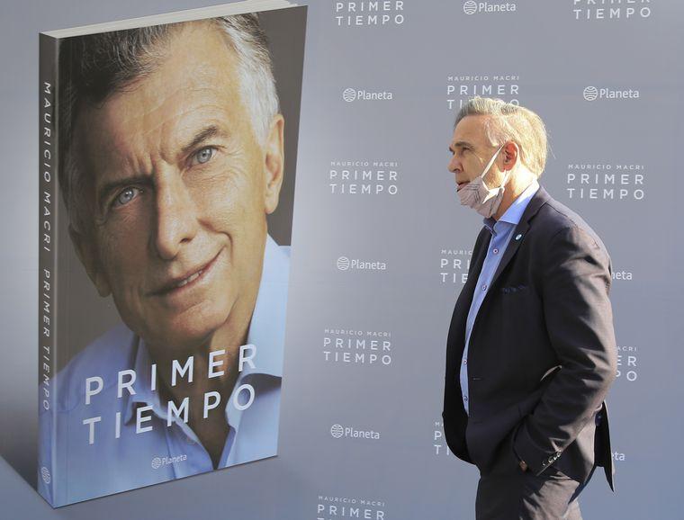 FOTO: Es el primer acto político del ex mandatario desde que dejó el poder.