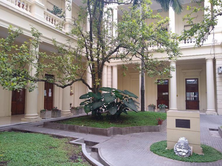 FOTO: Visita a la Casa de Gobierno de Jujuy.