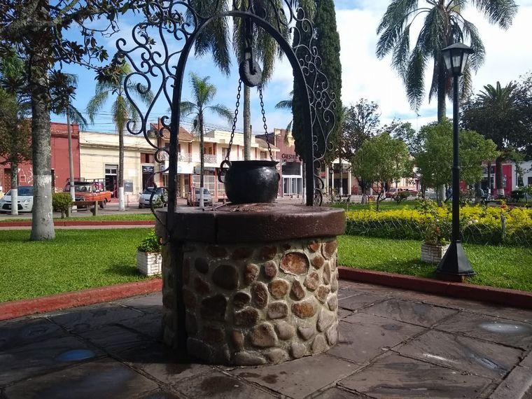 FOTO: El Carmen, la ciudad natal del histórico Jorge Cafrune