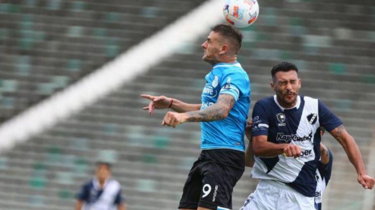 FOTO: Belgrano vs Alvarado