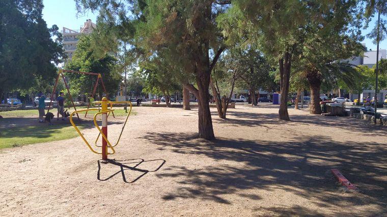 AUDIO: Un recorrido por las plazas: ¿Por qué Córdoba no debería tener hojas amarillas?
