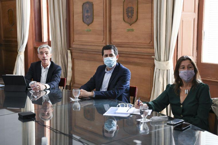 FOTO: Preocupa especialmente la situación de las fronteras con Brasil, Paraguay y Bolivia.