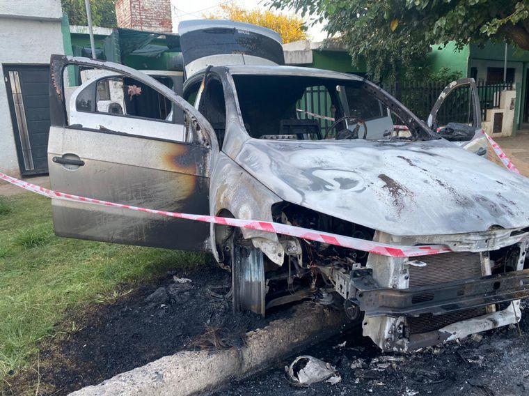 AUDIO: El fiscal no descarta ninguna hipótesis del caso de la mujer con graves quemaduras
