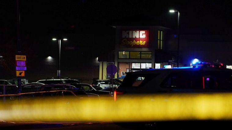 FOTO: Identificaron al hombre que mató a 10 personas en Colorado.
