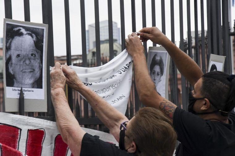 FOTO: Organizaciones sociales y partidos políticos se movilizaron en Ciudad de Buenos Aires