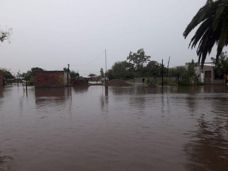 AUDIO: Complicaciones en Santa Fe por intensas lluvias
