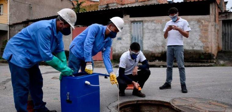 FOTO: Afirman que el coronavirus ya circulaba en Brasil antes de que se detectara en China.