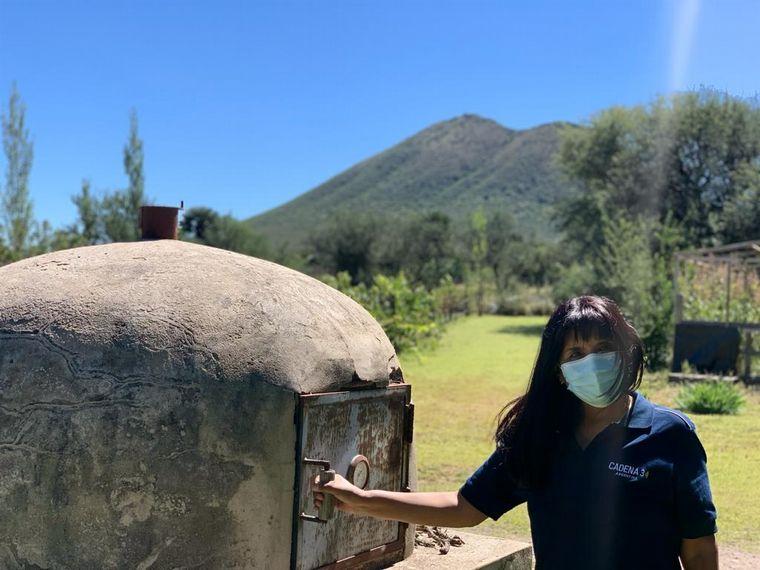 FOTO: Una finca que permite subir a la cima del volcán Pocho
