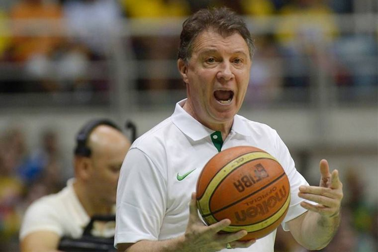 FOTO: Rubén Magnano, al Salón de la Fama de la FIBA