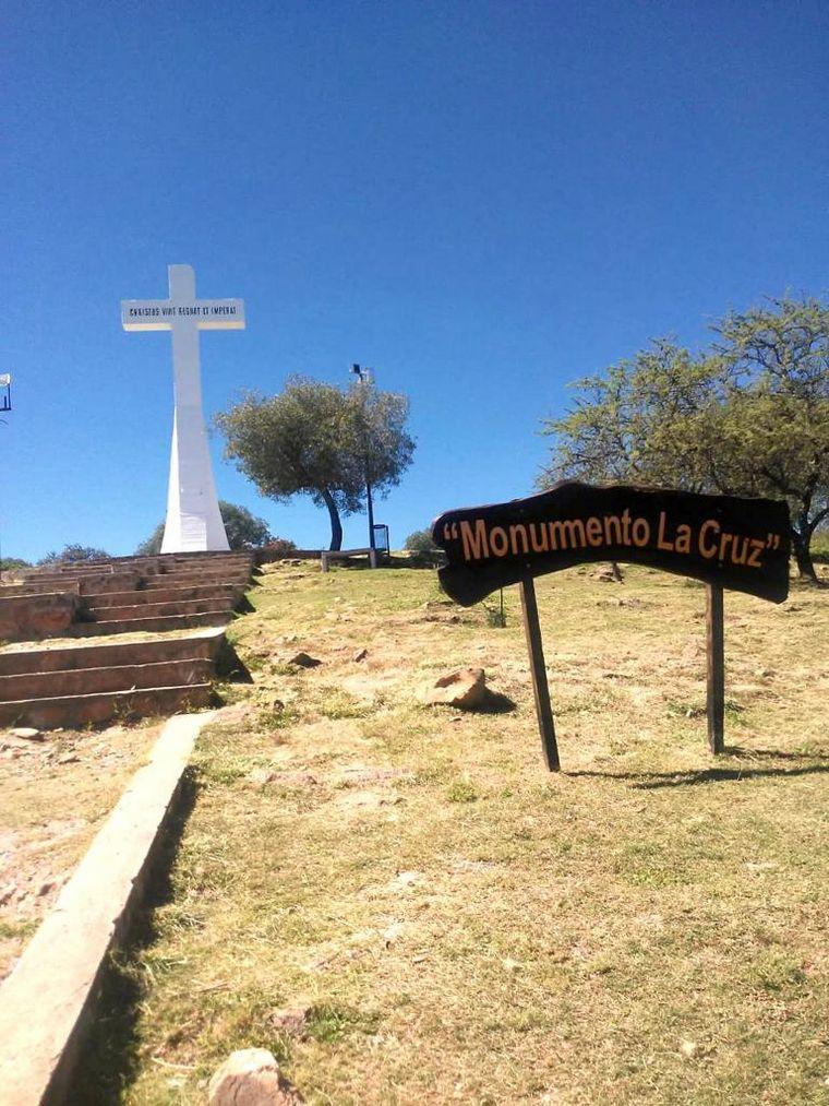 FOTO: Cerro de la Cruz en Villa Carlos Paz