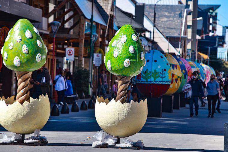 FOTO: Fiesta del chocolate en Bariloche