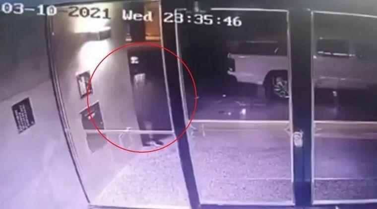 FOTO: Buscan a un acosador en Recoleta
