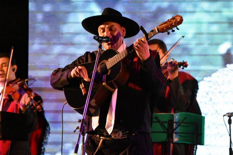FOTO: El Chaqueño Palavecino volvió a Cosquín.