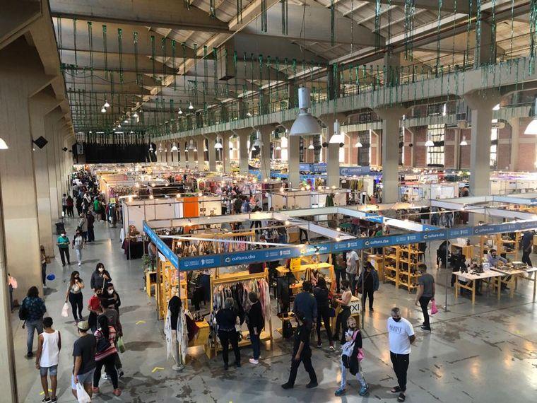 AUDIO: Córdoba ya disfruta de la Feria Internacional de Artesanías en un nuevo escenario