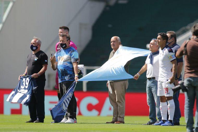 FOTO: El partido se jugó en el estadio Mario Alberto Kempes