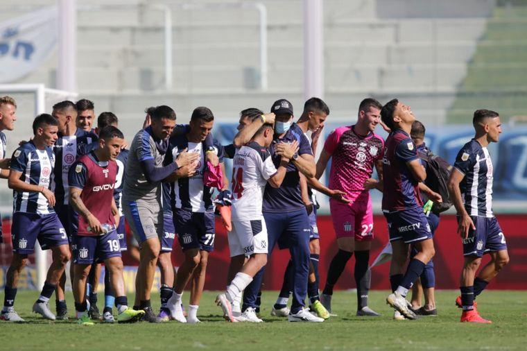 FOTO: Talleres se impuso 3-1 sobre Independiente.