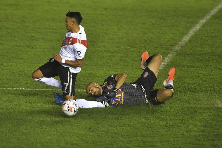 FOTO: River vs Arsenal