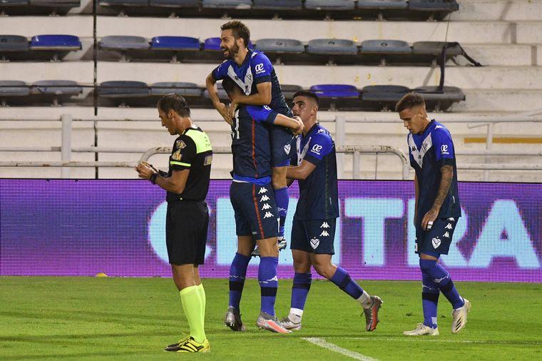 FOTO: Vélez vs Unión