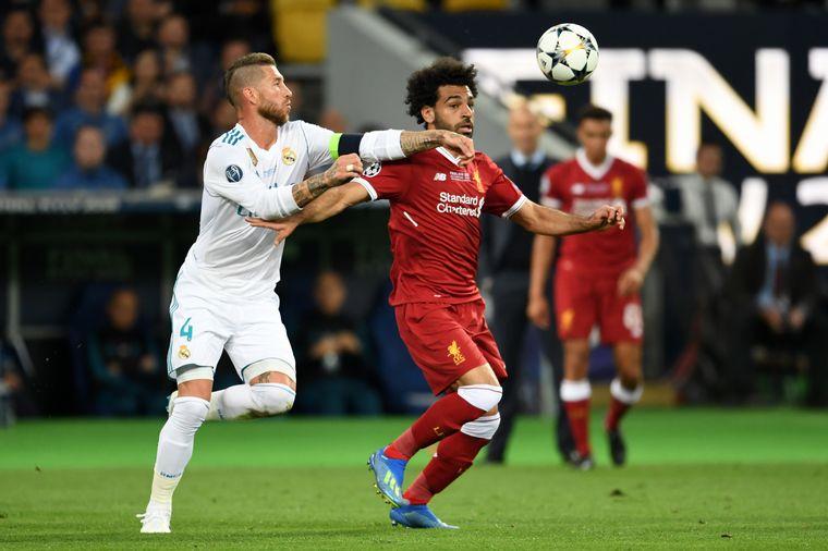 FOTO: El Real Madrid superó por 2-1 a Liverpool como local.
