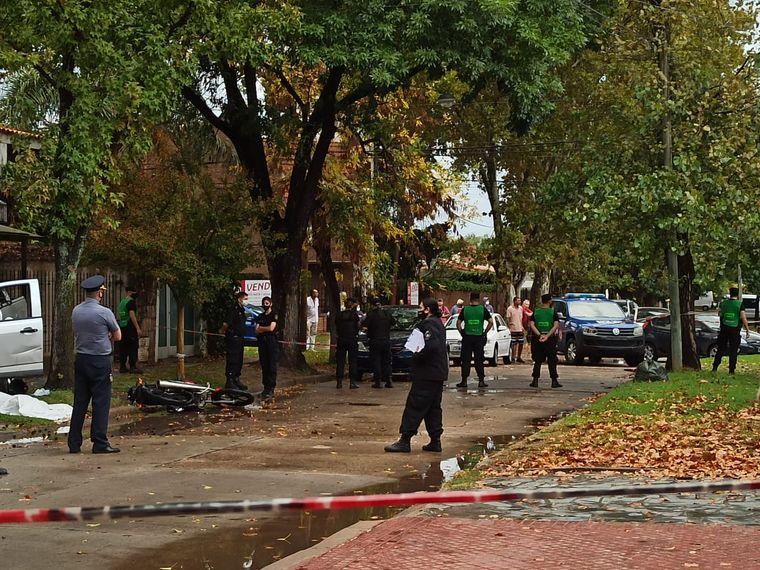 AUDIO: Un hombre atropelló y mató a un ladrón en Rosario