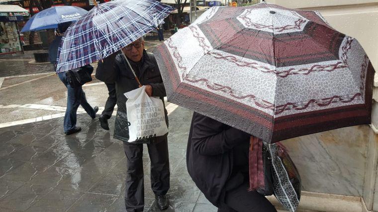 FOTO: Lluvias en Córdoba