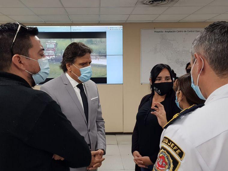AUDIO: Reunión entre UTA y la Policía por la muerte del chófer