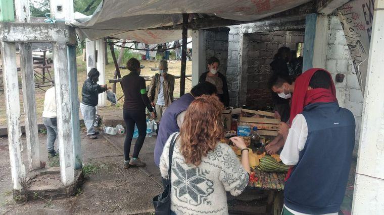 FOTO: Vecinos de Bialet Massé aseguran que no tuvieron en cuenta su opinión.