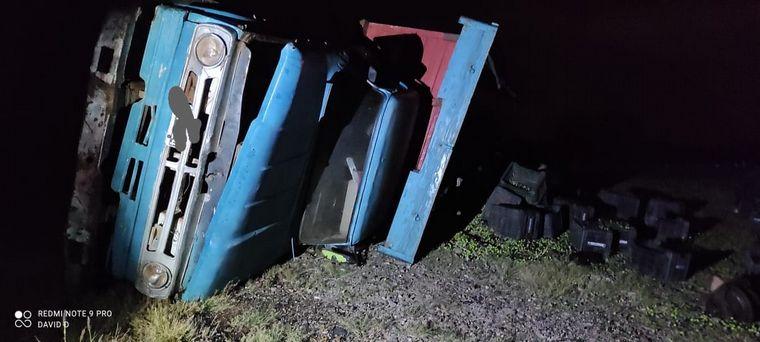 AUDIO: Accidete fatal entre dos vehículos en La Rioja