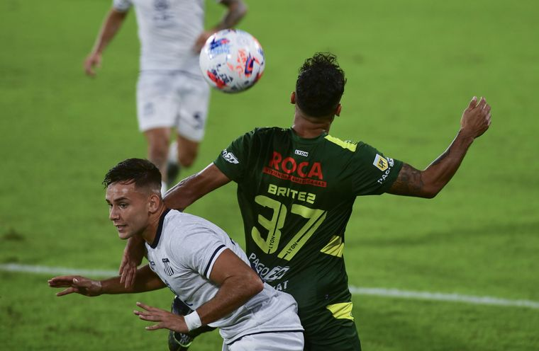AUDIO: 2° Gol de Talleres (Rodríguez, en contra)