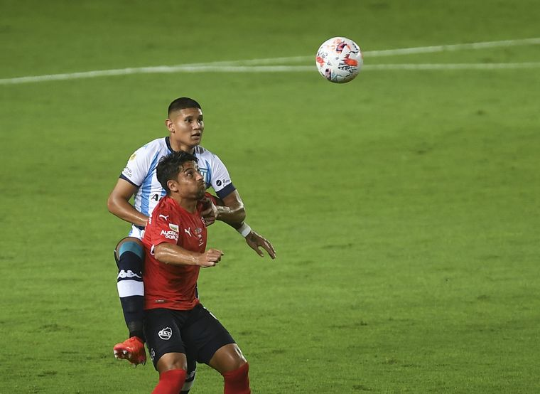 FOTO: Racing vs. Independiente