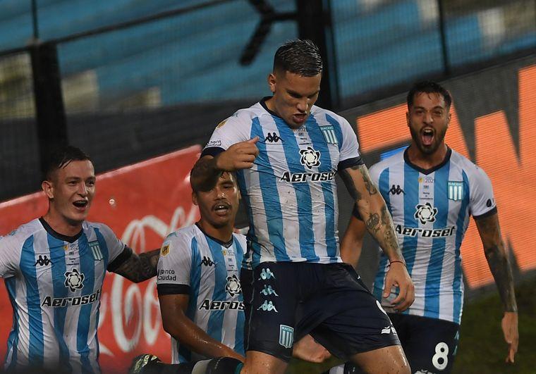 FOTO: Racing vs Independiente